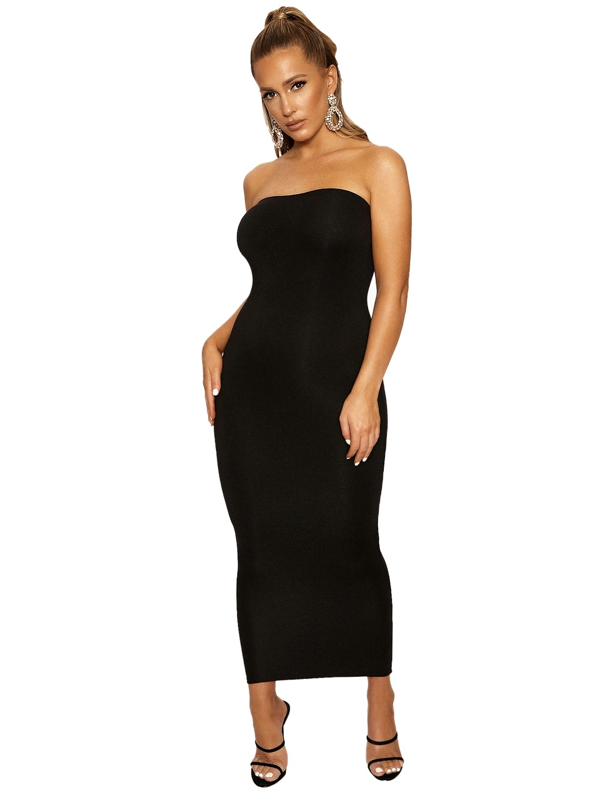 Meant Tu-Be Maxi by Naked Wardrobe, available on nakedwardrobe.com for $50 Kylie Jenner Dress SIMILAR PRODUCT