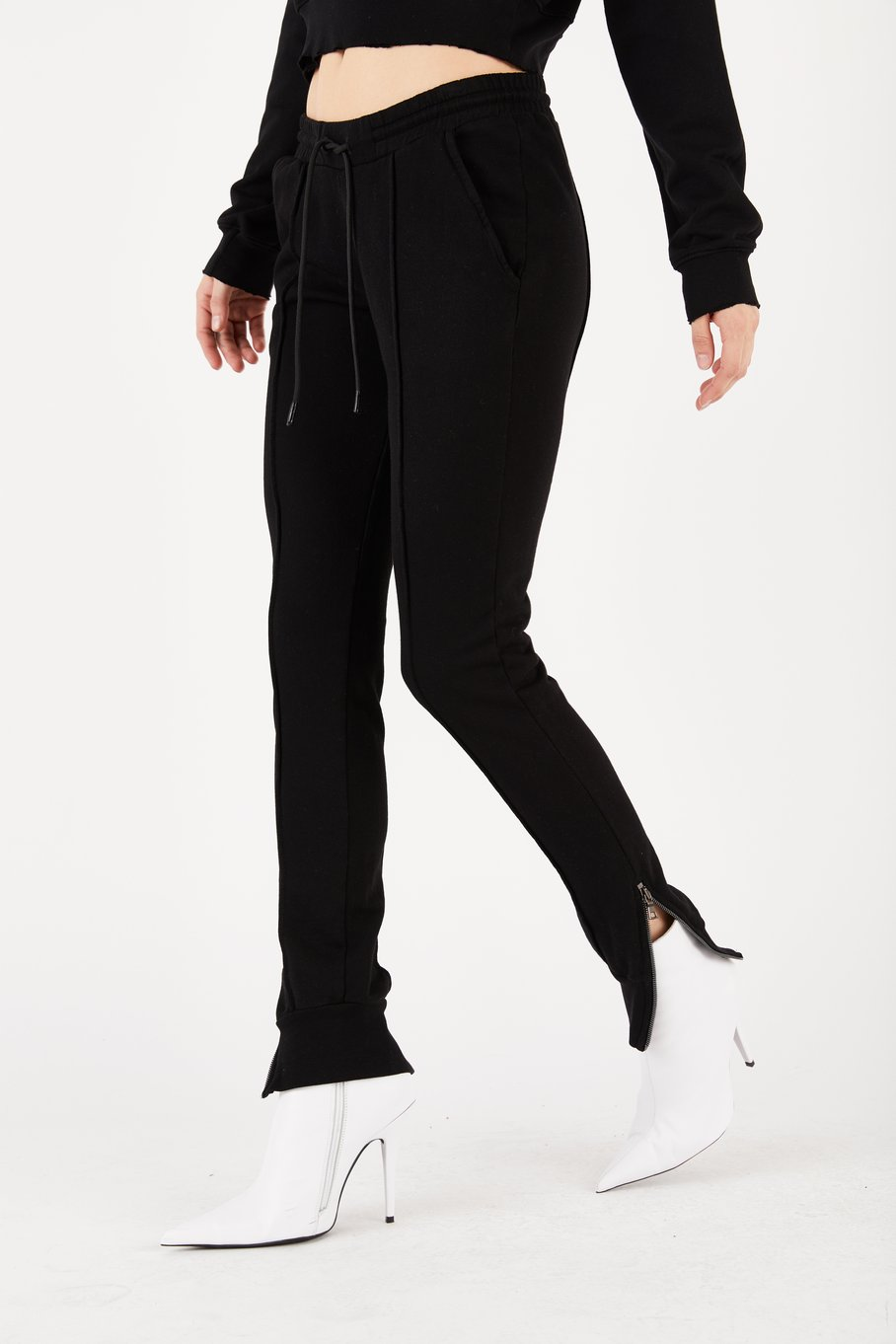 Milan Jogger by Cotton Citizen, available on cottoncitizen.com for $112 Kylie Jenner Pants Exact Product