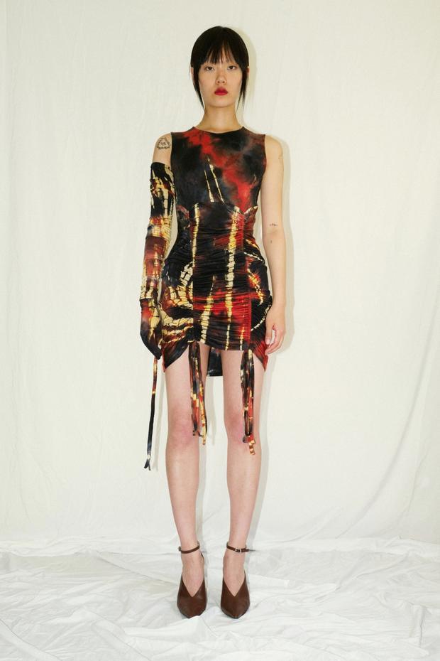 Multi Dye Mini Dress by Kim Shui, available on kimshui.net for $295 Kylie Jenner Dress SIMILAR PRODUCT