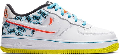 Nike Air Force 1 Low Back To School 2020 (GS) by Skims, available on stockx.com for $124 Kylie Jenner Shoes SIMILAR PRODUCT
