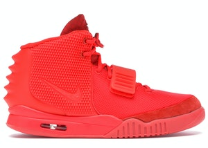 Nike Air Yeezy 2 Red October, available on stockx.com for $9500 Kylie Jenner Shoes SIMILAR PRODUCT