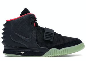 Nike Air Yeezy 2 Solar Red, available on stockx.com for $6500 Kylie Jenner Shoes SIMILAR PRODUCT