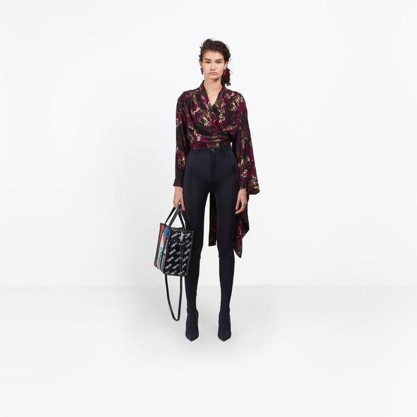 PANTASHOES by Balenciaga, available on balenciaga.com for $2850 Kylie Jenner Pants Exact Product