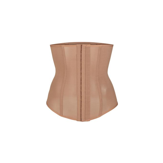 POWER MESH WAIST TRAINER by Skims, available on skims.com for $76 Kylie Jenner Belt Exact Product