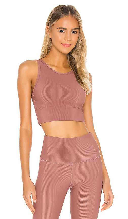 Piper Sports Bra by STRUT-THIS, available on revolve.com for $68 Kylie Jenner Top SIMILAR PRODUCT