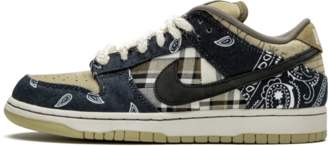 SB Dunk Low 'Travis Scott' Shoes - Size 8 by Nike, available on shopstyle.com for $1545 Kylie Jenner Shoes Exact Product