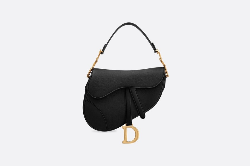 Saddle Calfskin Bag by Dior, available on dior.com for $3350 Kylie Jenner Bags Exact Product