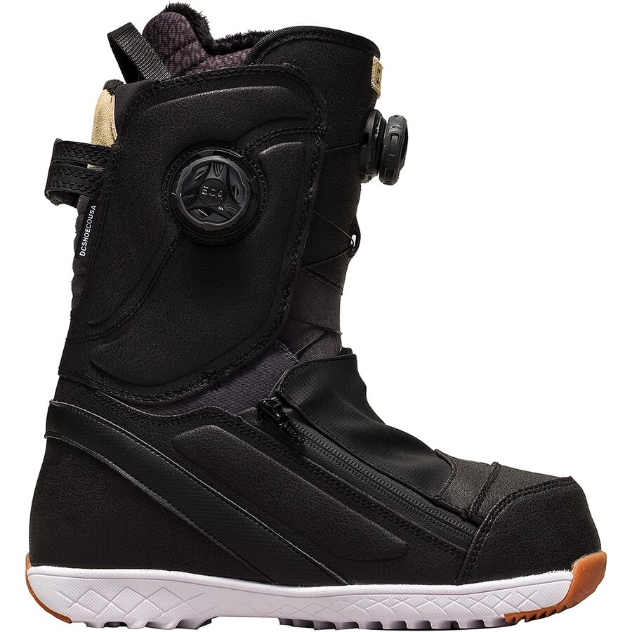 Snowboard Boots by DC Mora Boa, available on backcountry.com for $309 Kylie Jenner Shoes Exact Product