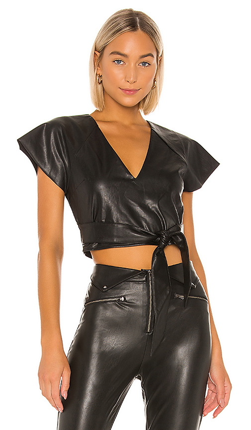Stay Fierce Top by NBD, available on revolve.com for $43 Kylie Jenner Outerwear SIMILAR PRODUCT