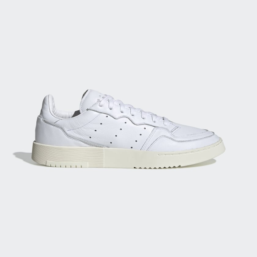 Supercourt Sneakers by Adidas, available on adidas.com for $56 Kylie Jenner Shoes Exact Product