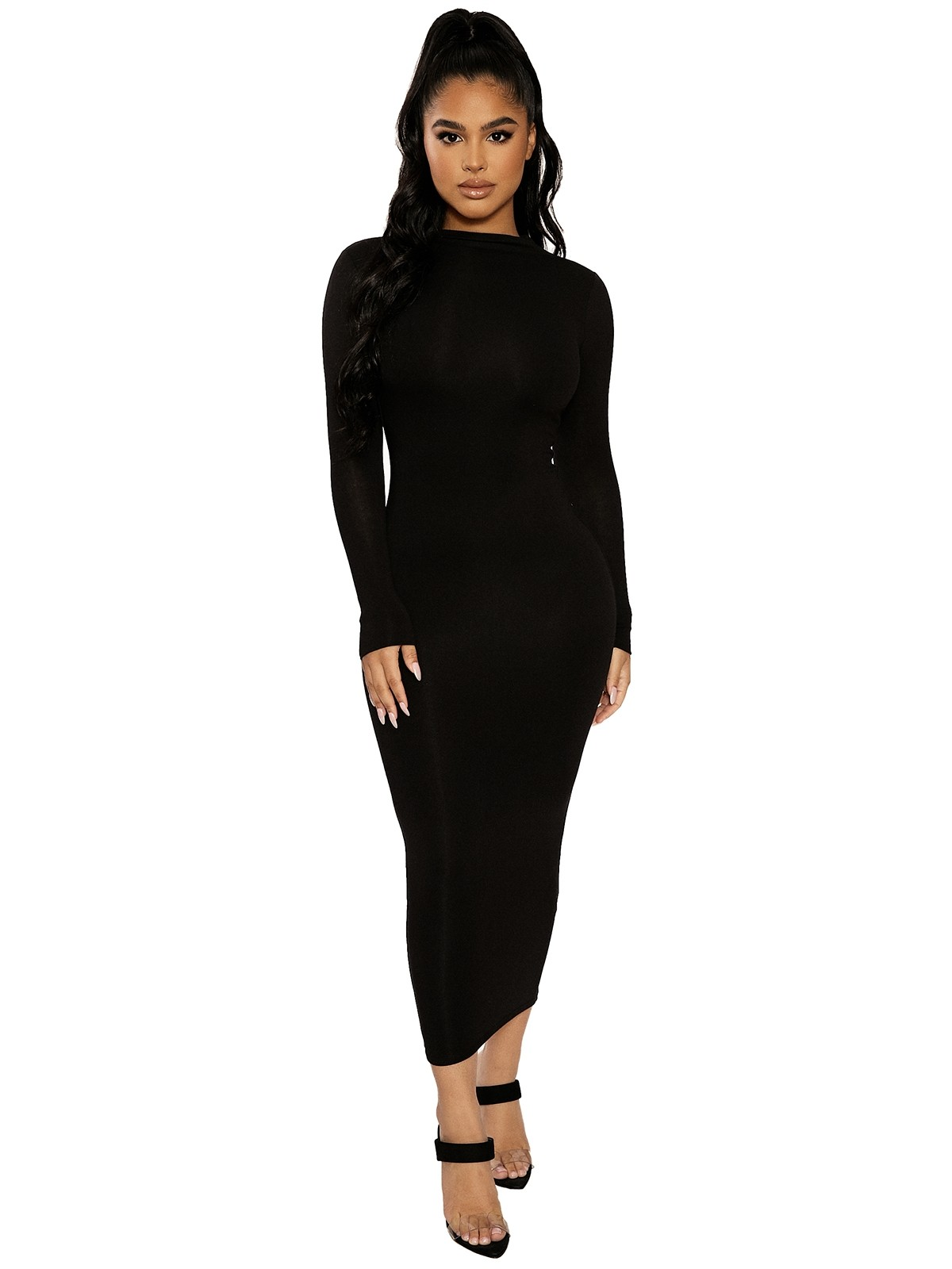 The NW Maxi by Naked Wardrobe, available on nakedwardrobe.com for $62 Kylie Jenner Dress SIMILAR PRODUCT