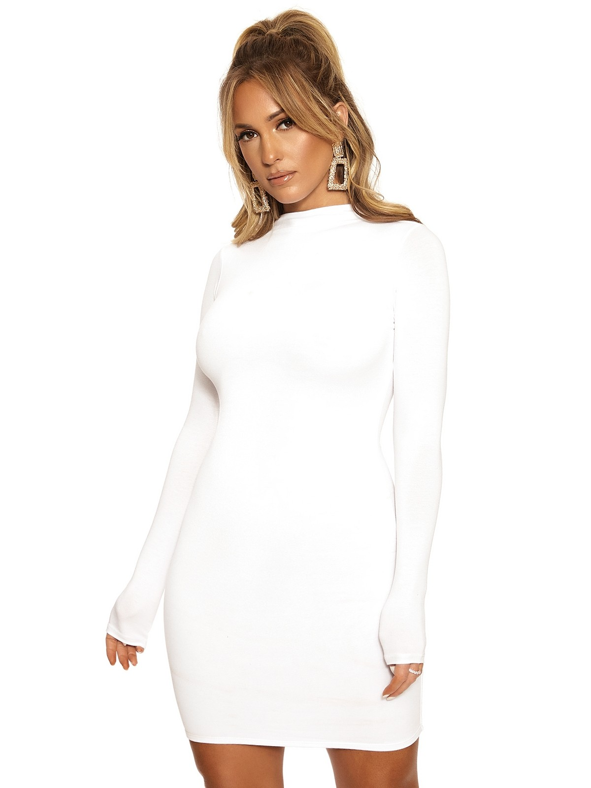 The NW Mini by Naked Wardrobe, available on nakedwardrobe.com for $46 Kylie Jenner Dress SIMILAR PRODUCT
