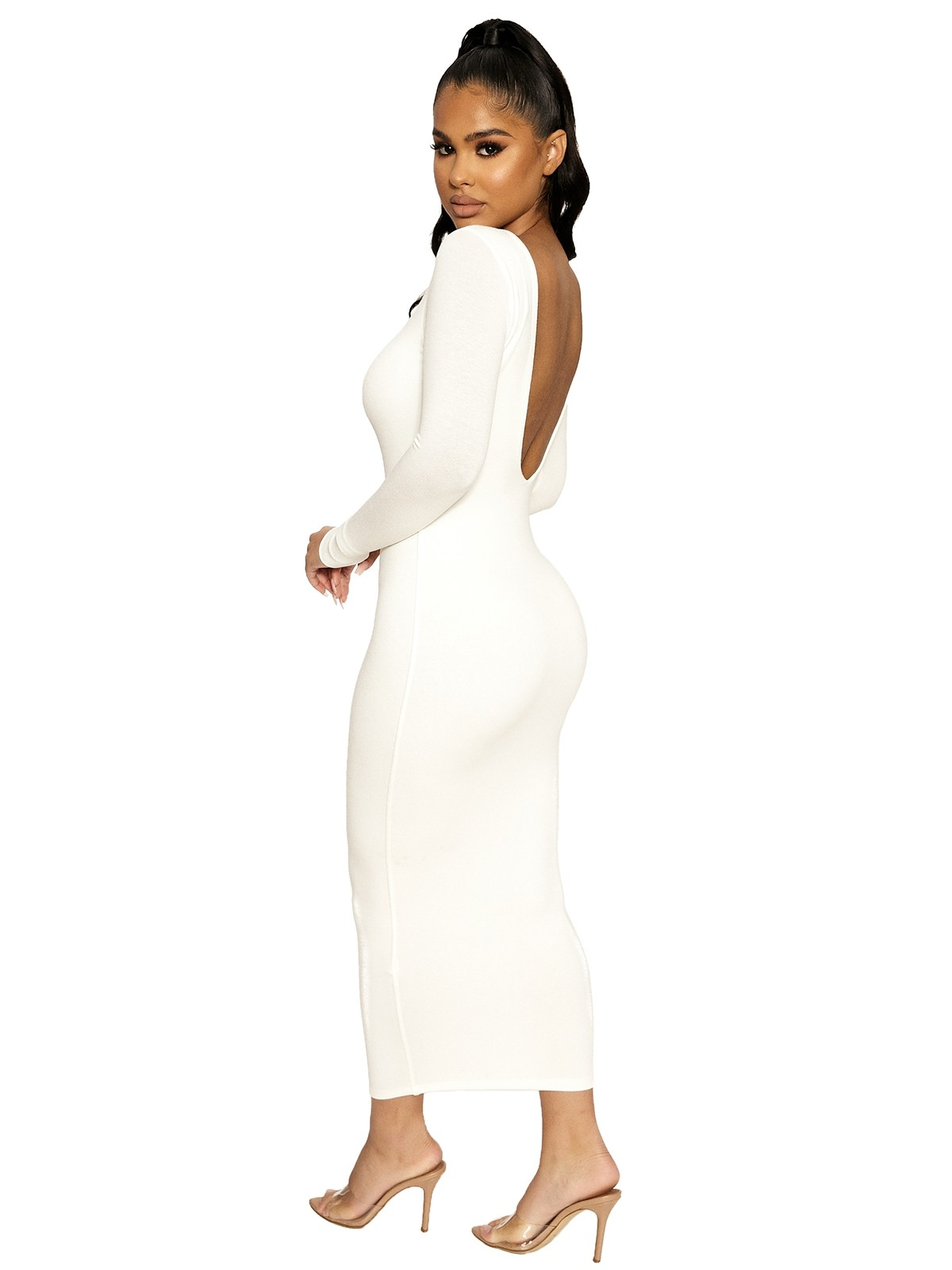 The NW Timeless Dress by Naked Wardrobe, available on nakedwardrobe.com for $54 Kylie Jenner Dress SIMILAR PRODUCT