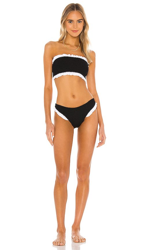 Tracey Bikini Set by Hunza G, available on revolve.com for $180 Kylie Jenner Top SIMILAR PRODUCT