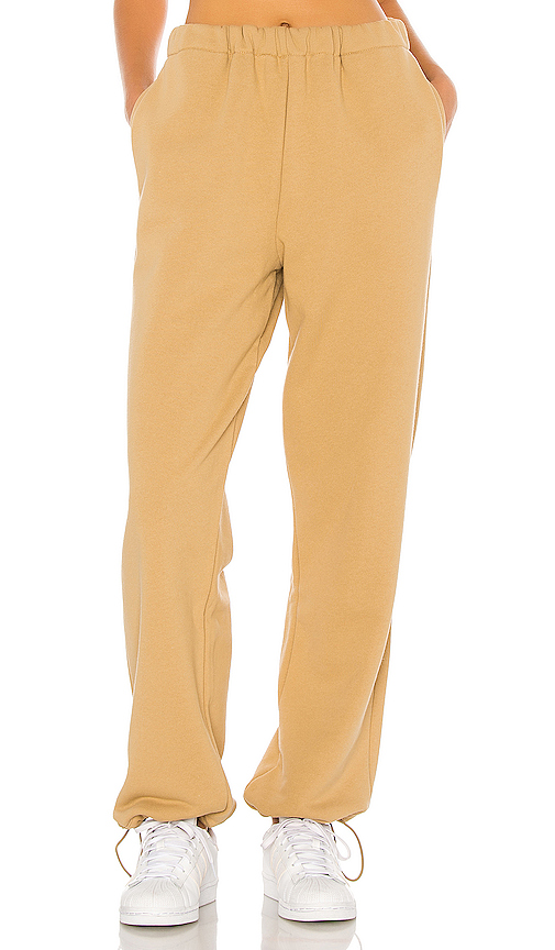 X CRK High Waist Sweatpants by Vimmia, available on revolve.com for $178 Kylie Jenner Pants SIMILAR PRODUCT