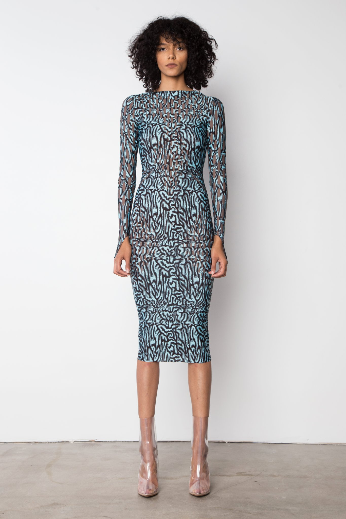 YS400 LONG SLEEVE DRESS by Maisie-Wilen, available on maisiewilen.com for $564 Kylie Jenner Dress SIMILAR PRODUCT