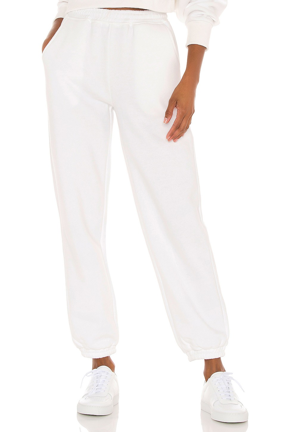 x Rozalia No Text Track Pant by Atoir, available on revolve.com for $121 Kylie Jenner Pants Exact Product