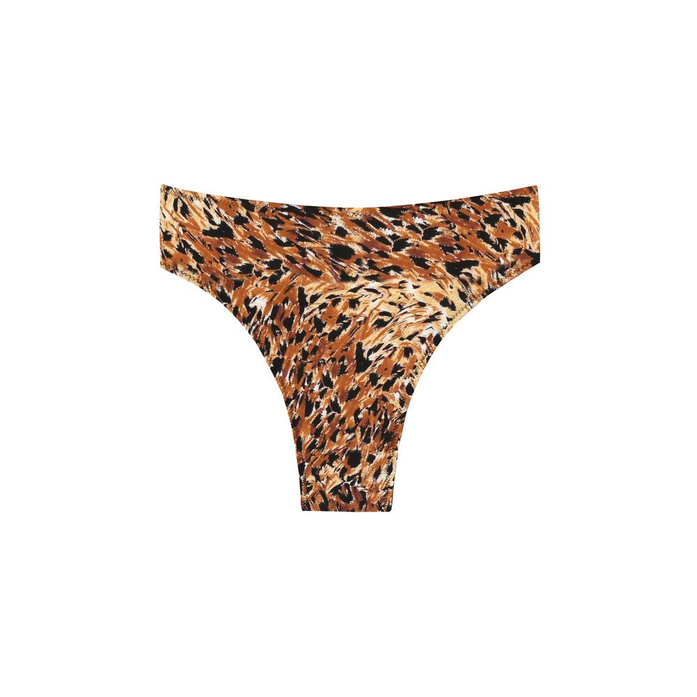 vibe bottom in kingston cat by Tropic Of C, available on tropicofc.com for $80 Lais Ribeiro Pants Exact Product