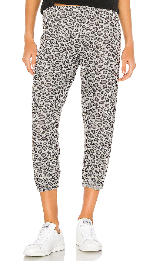Nate Crop Sweatpant by Michael Lauren, available on revolve.com for $79 Naomi Campbell Pants SIMILAR PRODUCT
