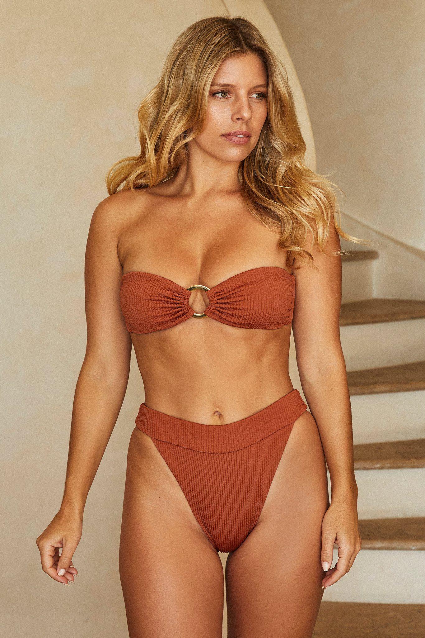 Argentina Bottom by Monday Swimwear, available on mondayswimwear.com for $82 Natasha Oakley Shorts Exact Product