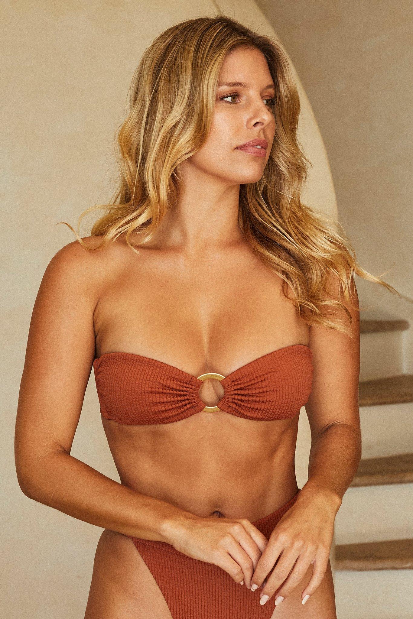 Costa Rica Top by Monday-Swimwear, available on mondayswimwear.com for $84 Natasha Oakley Top Exact Product