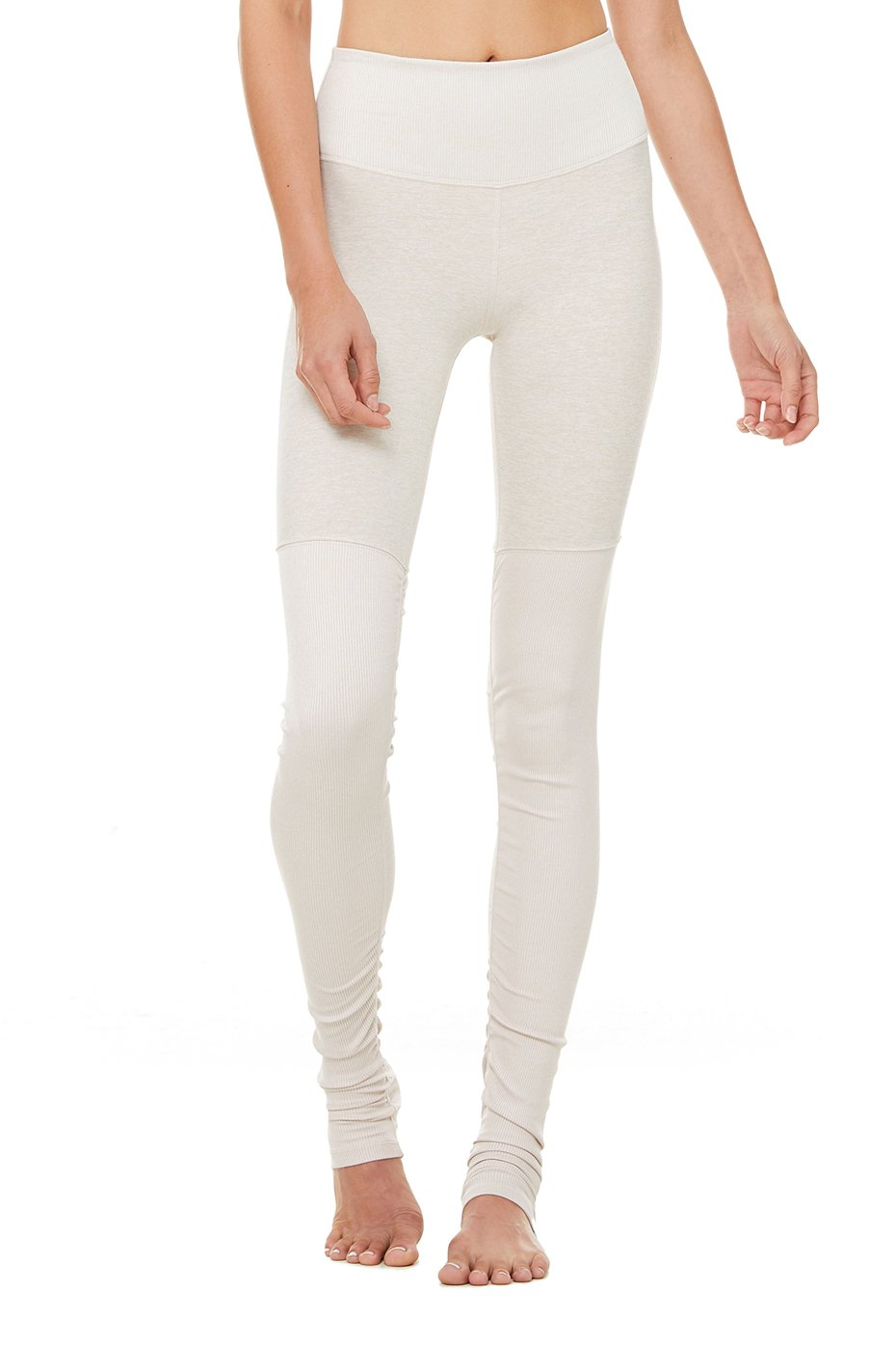 HIGH-WAIST ALOSOFT GODDESS LEGGING by Alo-Yoga, available on aloyoga.com for $102 Natasha Oakley Pants Exact Product