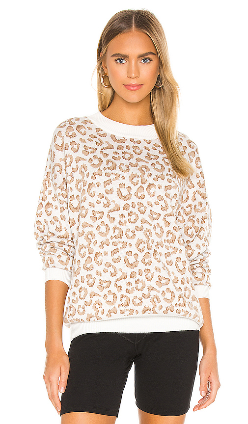 Hermosa Pullover by Varley, available on revolve.com for $175 Natasha Oakley Top SIMILAR PRODUCT