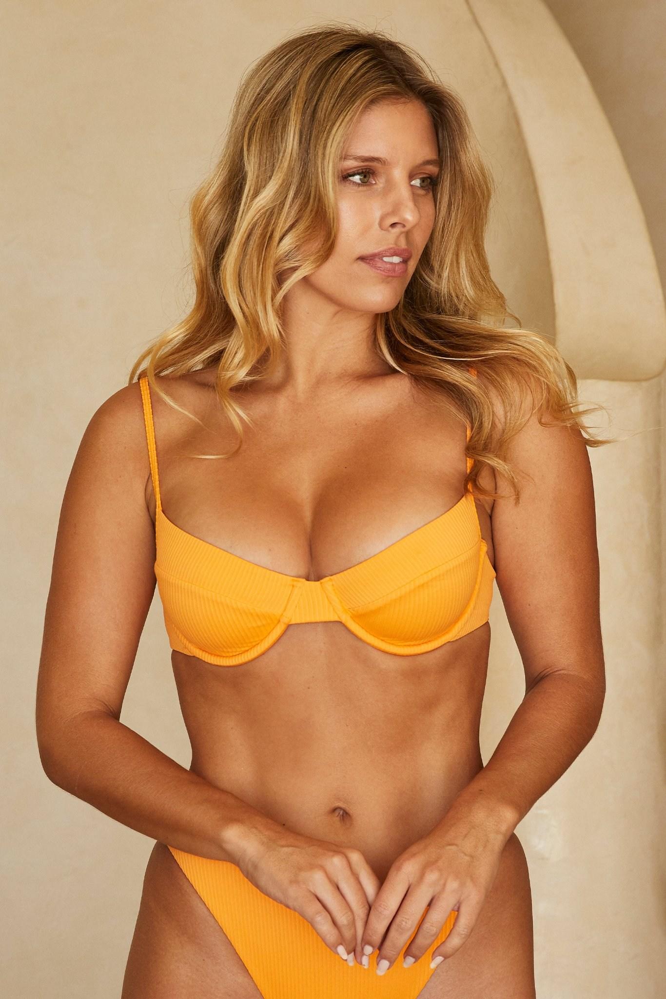 Maui Top by Monday Swimwear, available on mondayswimwear.com for $96 Natasha Oakley Top Exact Product