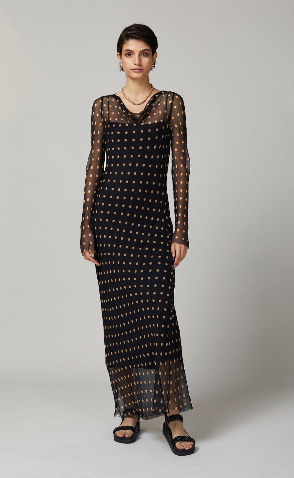 PARADIS MAXI DRESS by Bec and Bridge, available on becandbridge.com.au for $420 Natasha Oakley Dress Exact Product