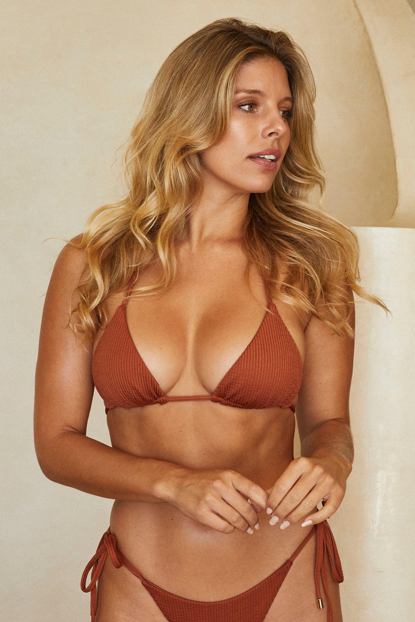 Palma Top by Monday-Swimwear, available on mondayswimwear.com for $79 Natasha Oakley Top Exact Product
