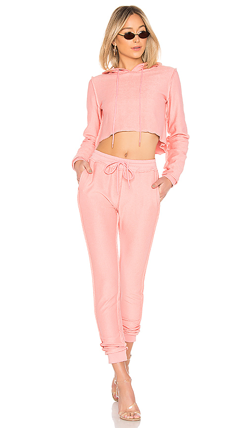 x REVOLVE DG Sweatsuit by DANIELLE GUIZIO, available on revolve.com for $125 Negin Mirsalehi Pants SIMILAR PRODUCT