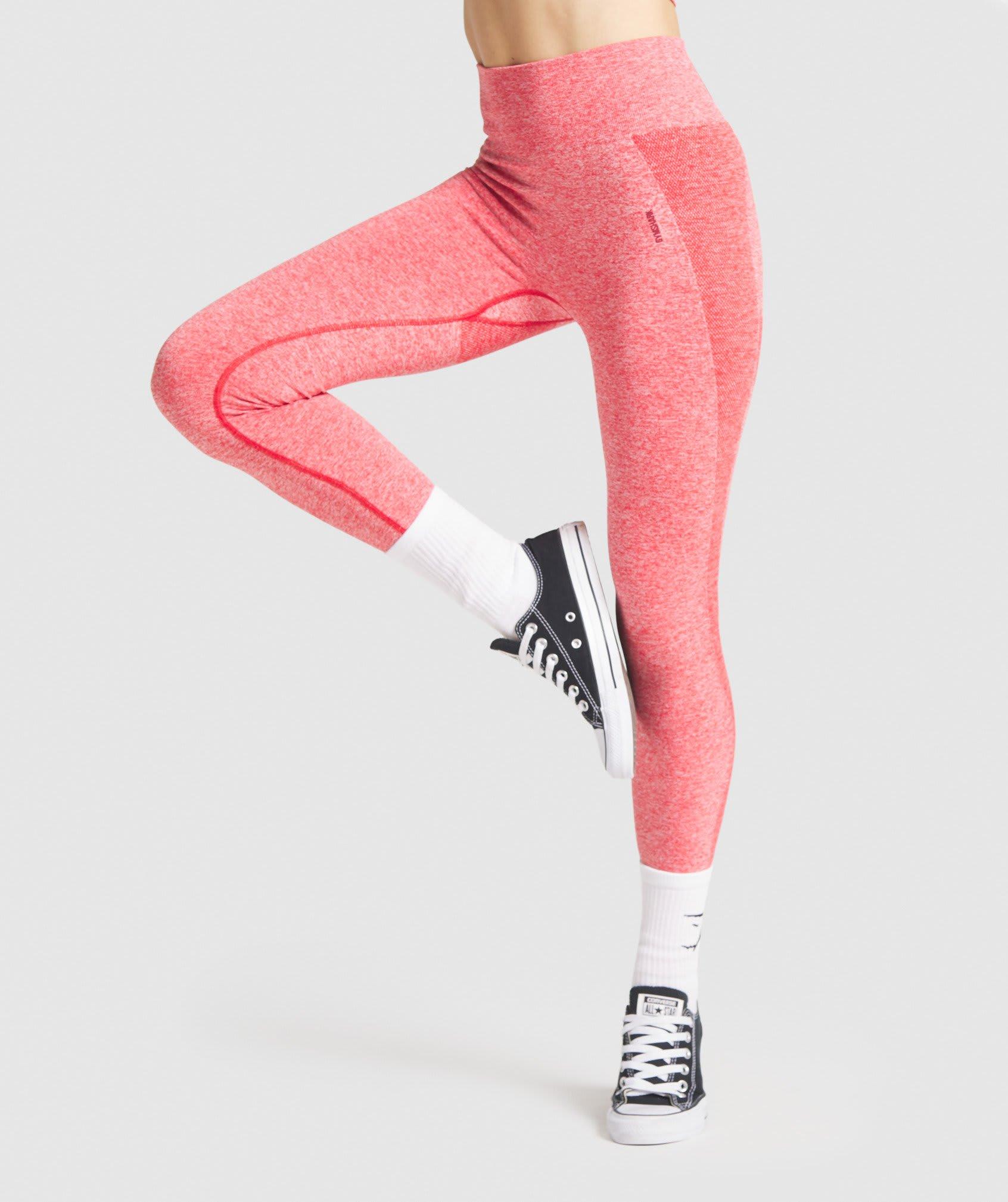 FLEX HIGH WAISTED LEGGINGS by GYMSHARK, available on gymshark.com for $50 Nicole Scherzinger Pants SIMILAR PRODUCT