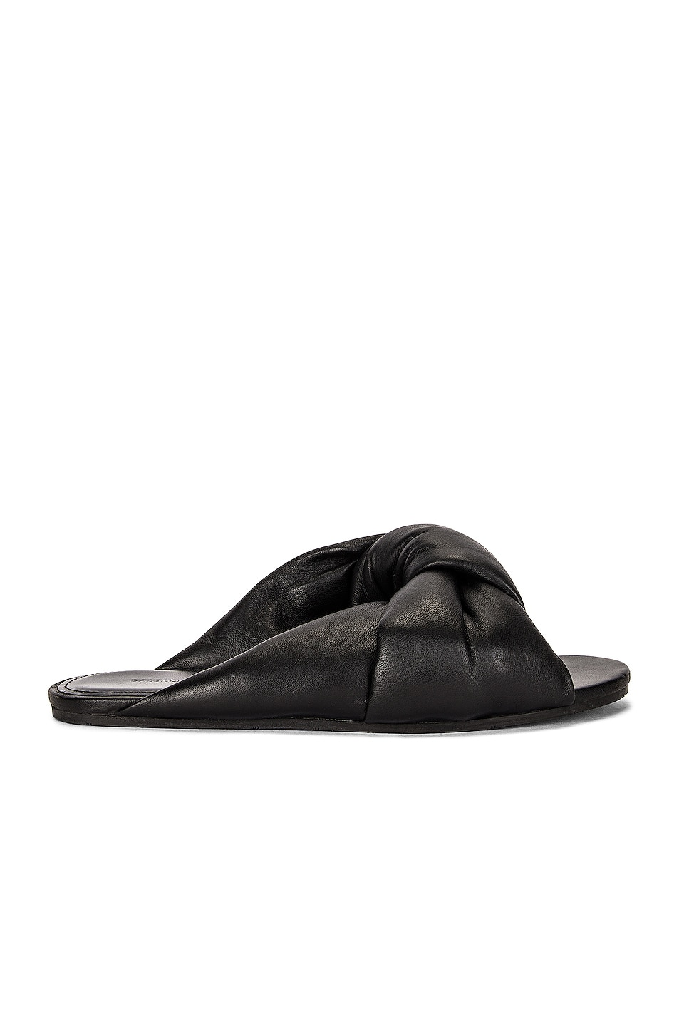 Drapy Sandals by BALENCIAGA, available on fwrd.com for $650 Olivia Culpo Shoes Exact Product