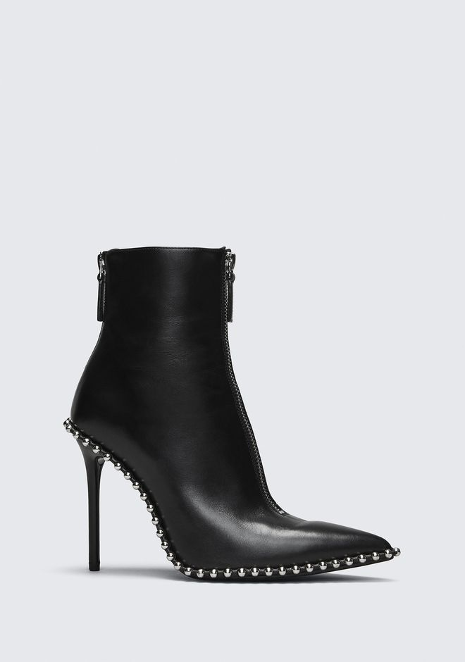 Eri Boots by Alexander Wang, available on alexanderwang.com for $250 Olivia Culpo Shoes Exact Product