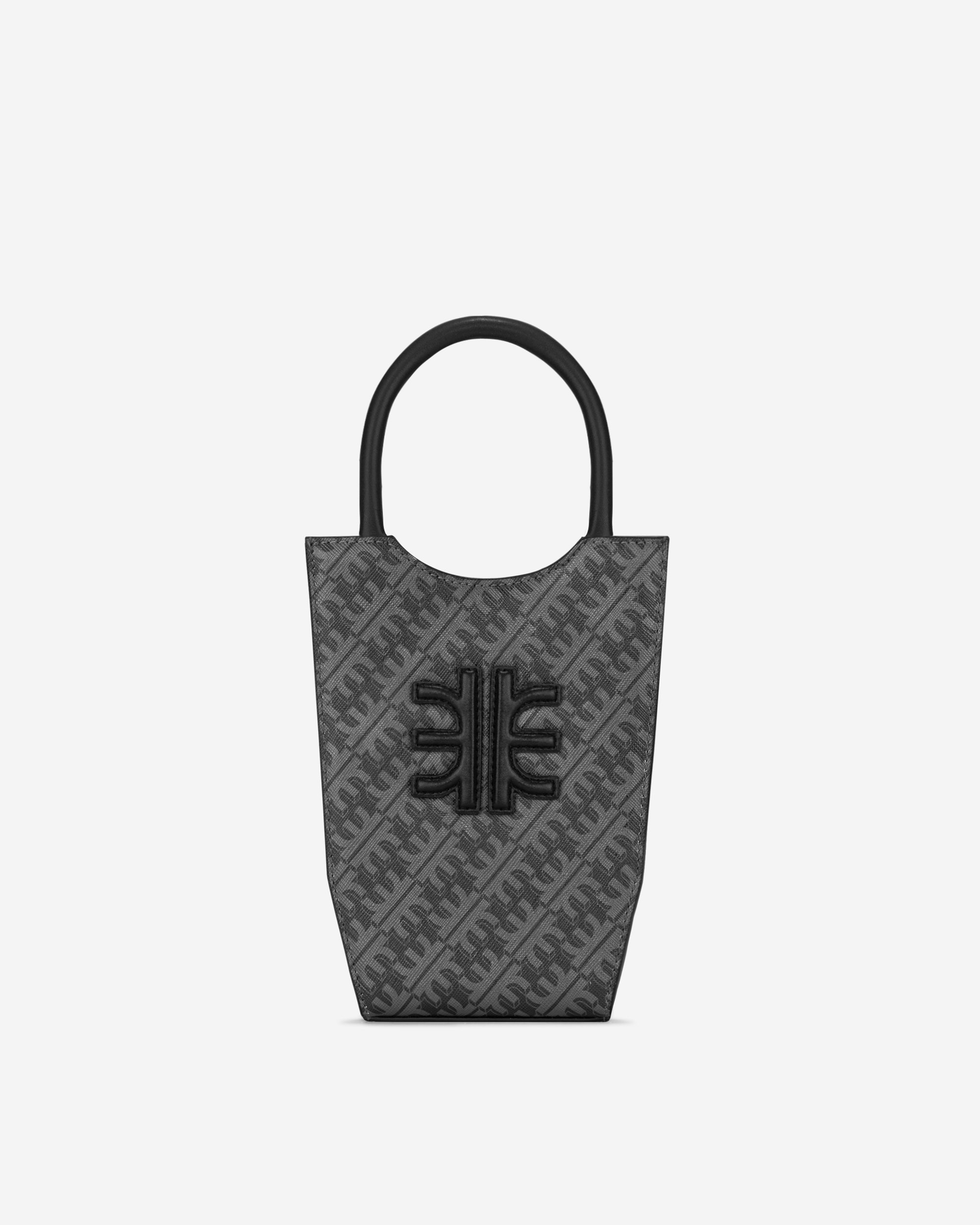 FEI Mini Tote Bag - Iron Black by Jw Pei for $89 Olivia Culpo Bags Exact Product