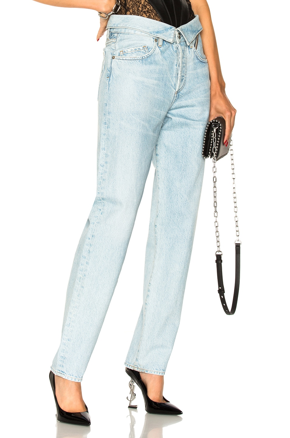 Flip Straight by Jean Atelier, available on fwrd.com Olivia Culpo Pants Exact Product