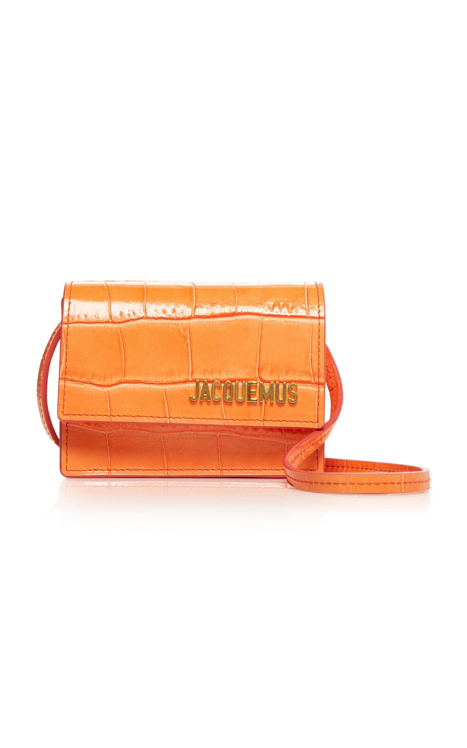 Le Bello Leather Mini Bag by Jacquemus, available on modaoperandi.com for $345 Olivia Culpo Bags Exact Product