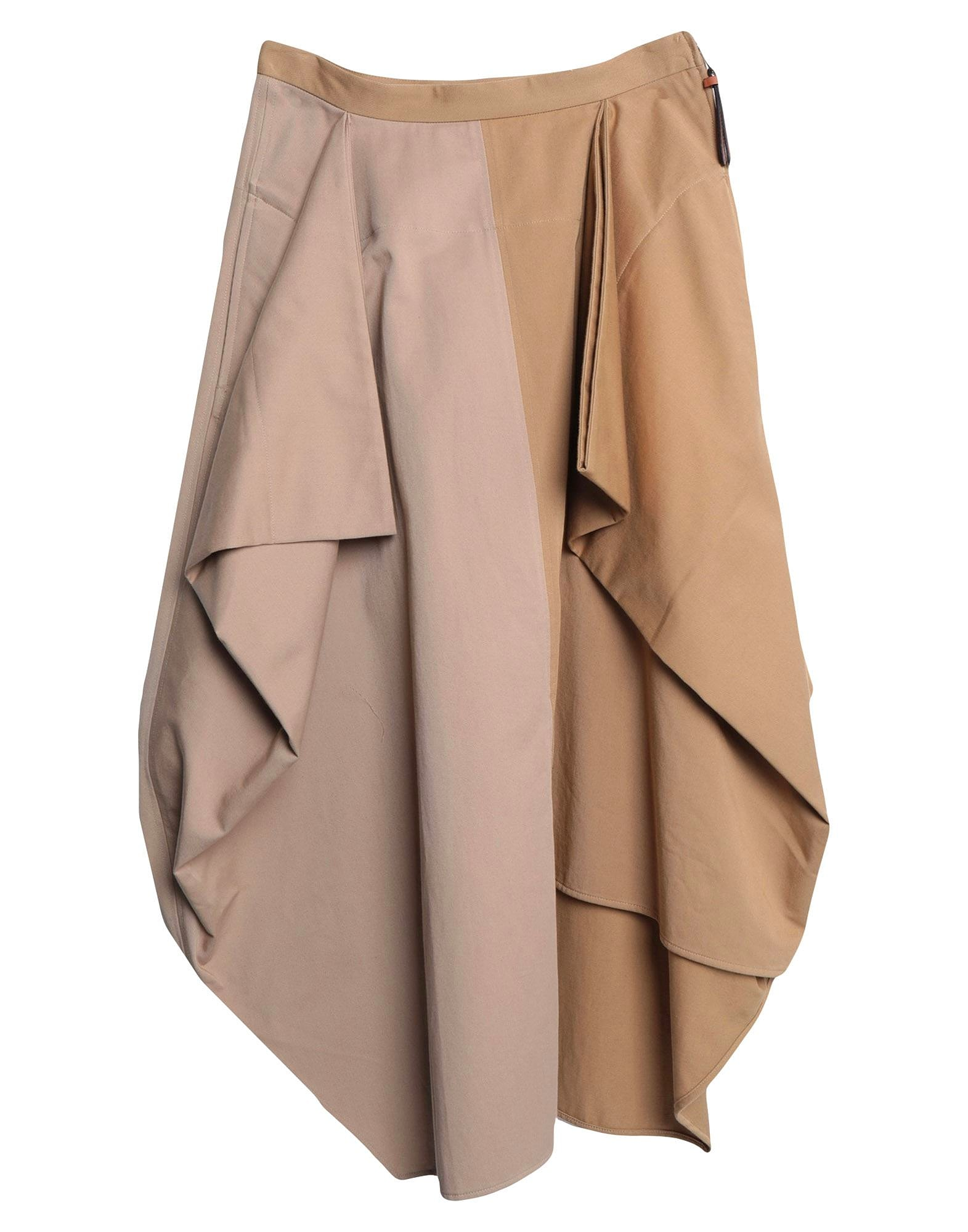 Midi Skirts by LOEWE, available on yoox.com for $420 Olivia Culpo Skirt Exact Product