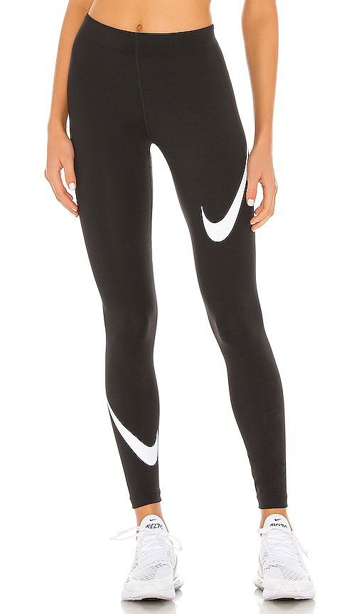 NSW Legasee Swoosh Legging by Nike, available on revolve.com for $45 Olivia Culpo Pants SIMILAR PRODUCT