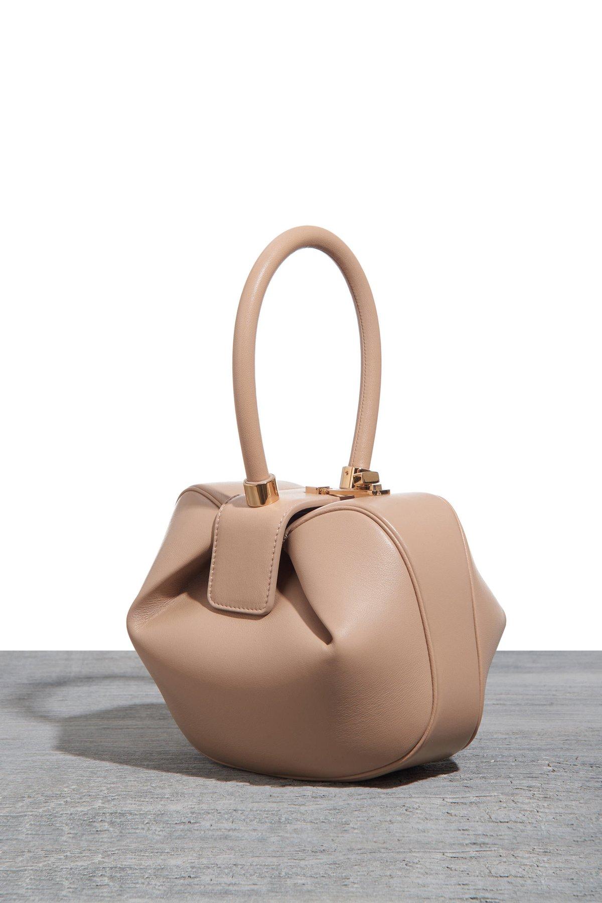 Nina Bag by Gabriela Hearst, available on gabrielahearst.com Olivia Culpo Bags Exact Product