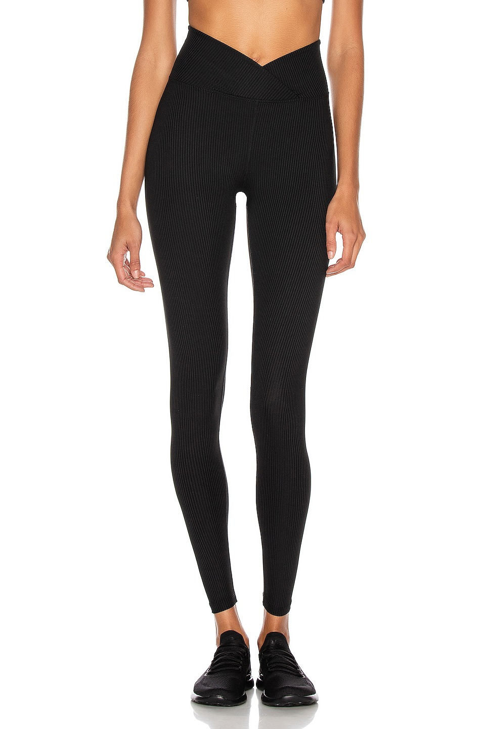 Ribbed Veronica Legging by YEAR OF OURS, available on fwrd.com for EUR74.32 Olivia Culpo Pants Exact Product