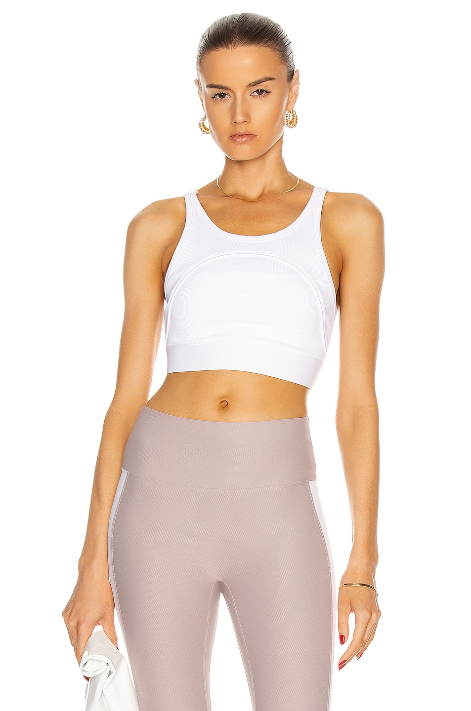 Rubio Tank by Nylora, available on fwrd.com for $40 Olivia Culpo Top Exact Product