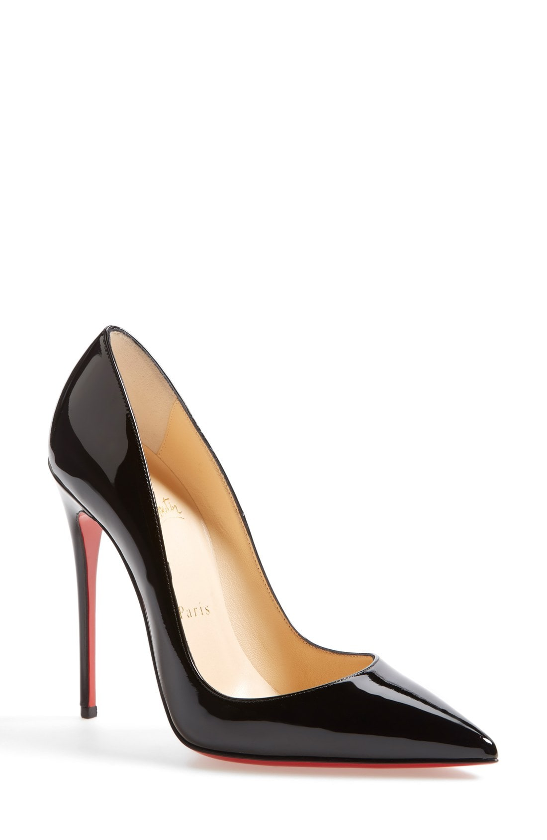 So Kate Pointy Toe Pump by Christian Louboutin, available on nordstrom.com for $725 Olivia Culpo Shoes Exact Product