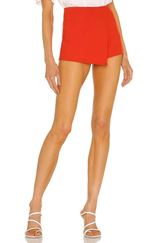 Sonya Skort by Superdown, available on revolve.com for $54 Olivia Culpo Skirt Exact Product