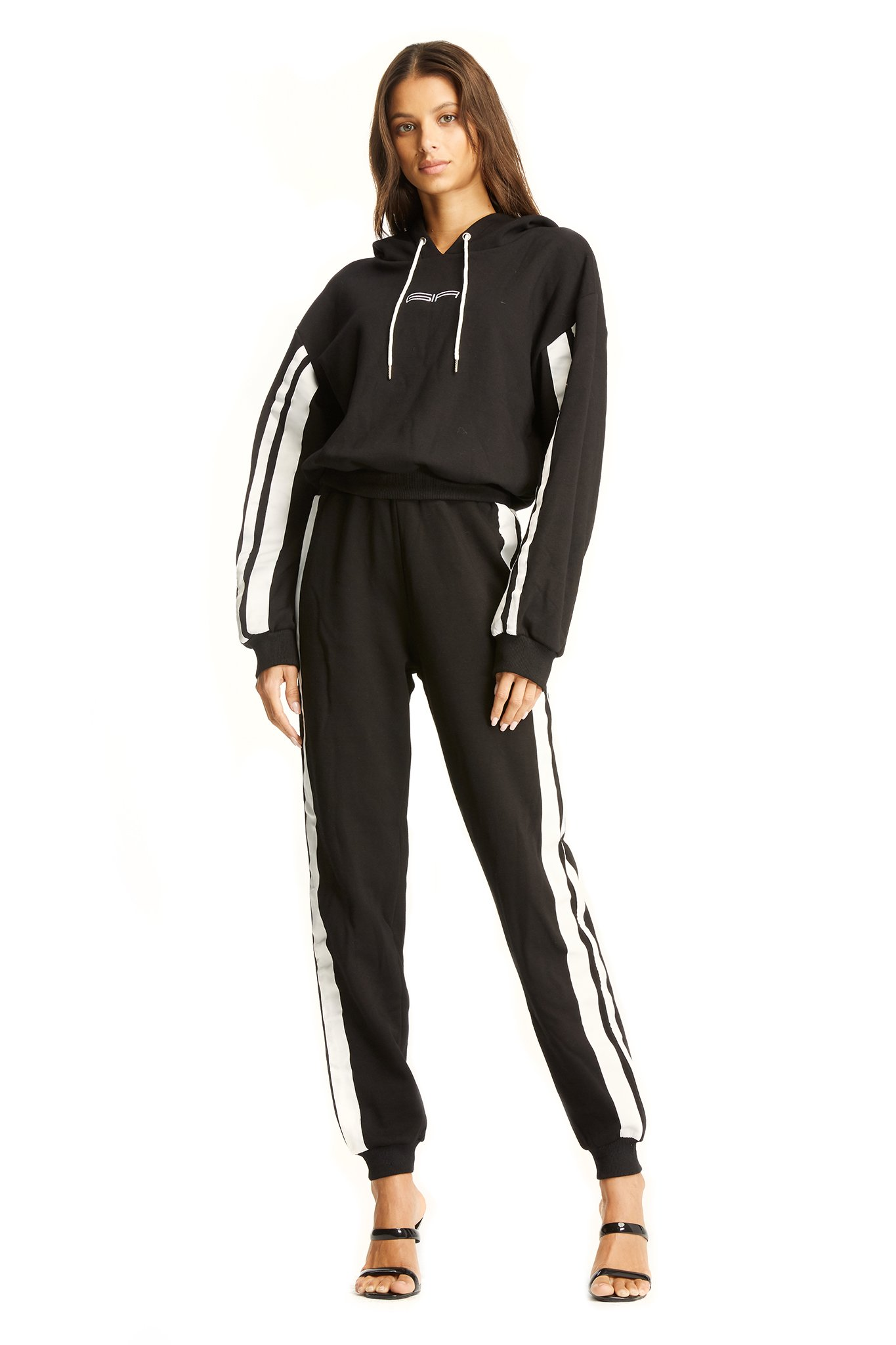 Striker Hoodie by I.AM.GIA, available on iamgia.com for AUD50 Olivia Culpo Top Exact Product