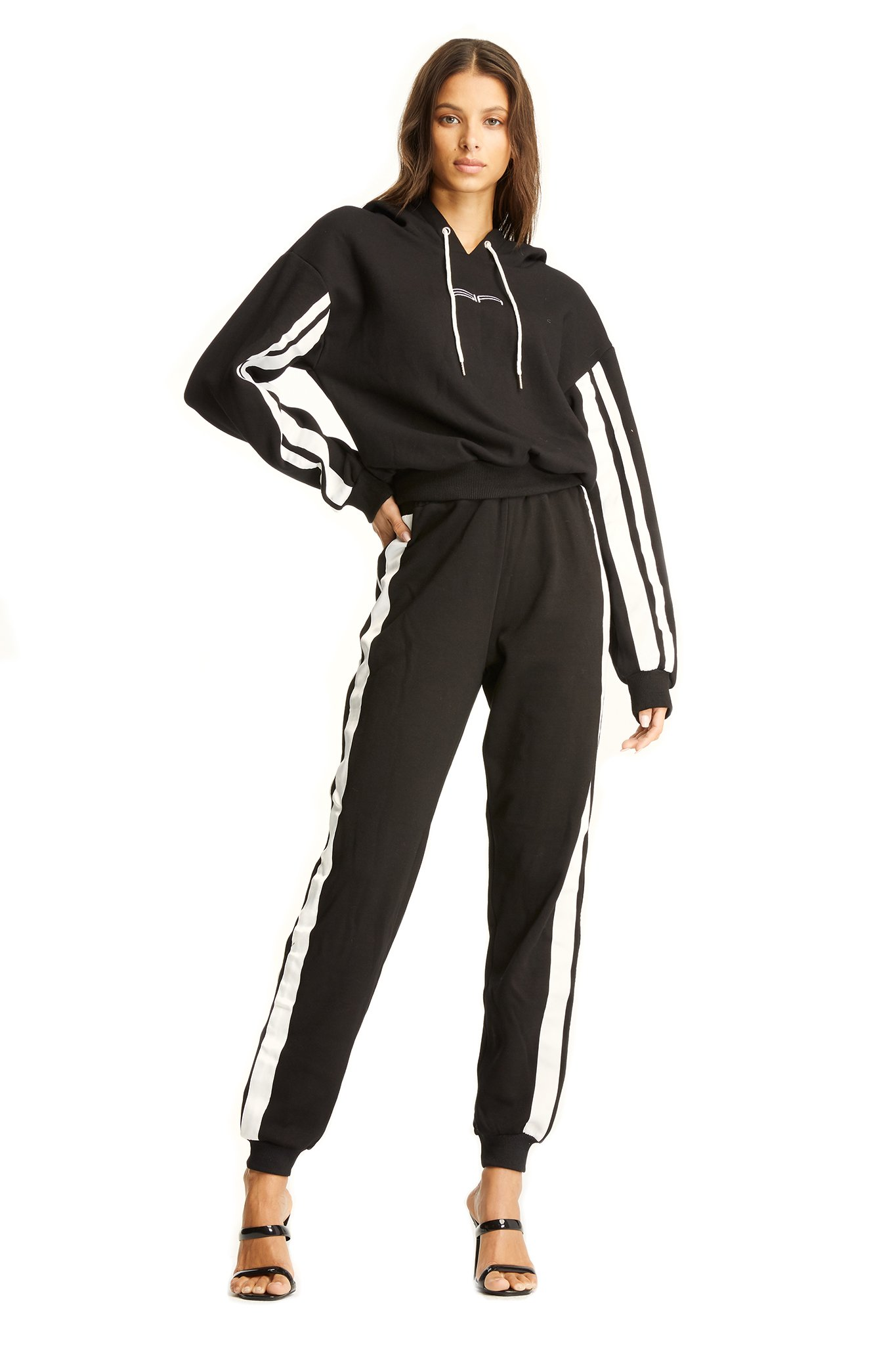 Striker pant by I.AM.GIA, available on iamgia.com for AUD45 Olivia Culpo Pants Exact Product