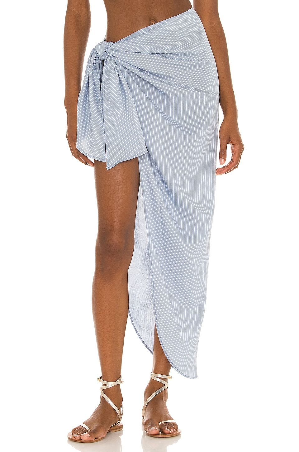 x Sofia Richie Nima Sarong by House of Harlow 1960, available on revolve.com for $168 Olivia Culpo Skirt Exact Product