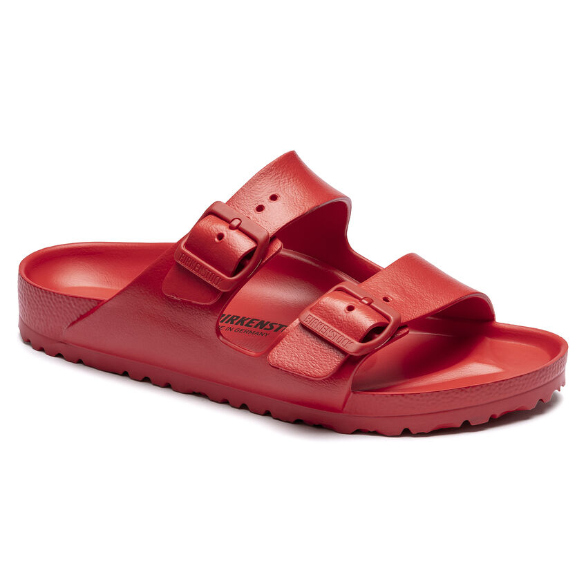 Arizona Essentials by Birkenstock, available on birkenstock.com for $44.95 Olivia Munn Shoes Exact Product