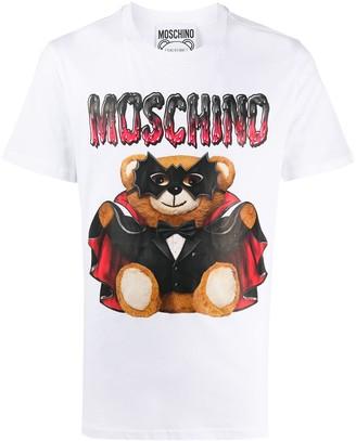 Bat Teddy Bear print T-shirt by Moschino, available on shopstyle.com for $350 Priyanka Chopra Dress SIMILAR PRODUCT