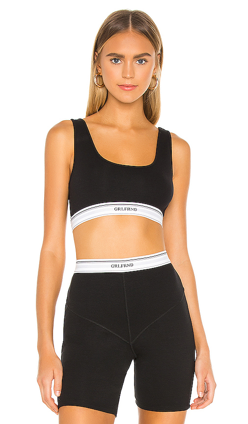 GF Sport Bra by GRLFRND, available on revolve.com for $78 Rita Ora Top SIMILAR PRODUCT